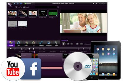 Wondershare Video Editor is free, today only.
