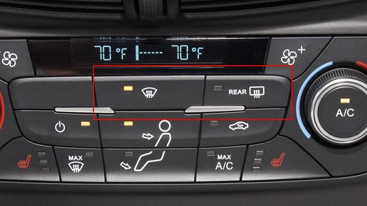 defrost-buttons