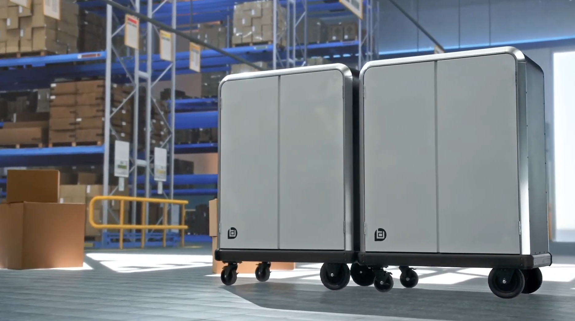 Video: GM unveils BrightDrop, a futuristic delivery system for packages