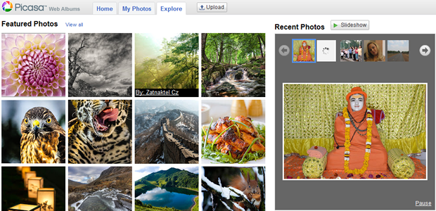 Picasa Web Albums is still alive and kicking, though its URL now directs you to Google+.