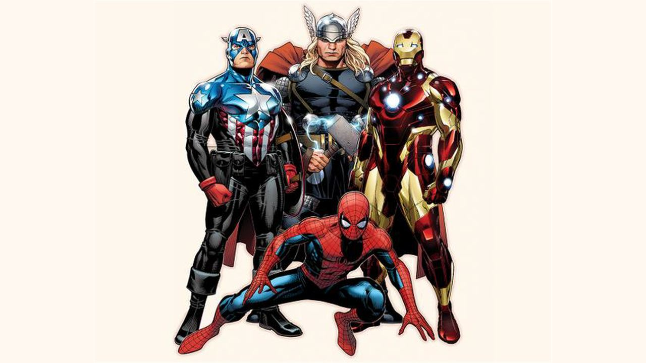 Video: Spider-Man is Marvel-ous