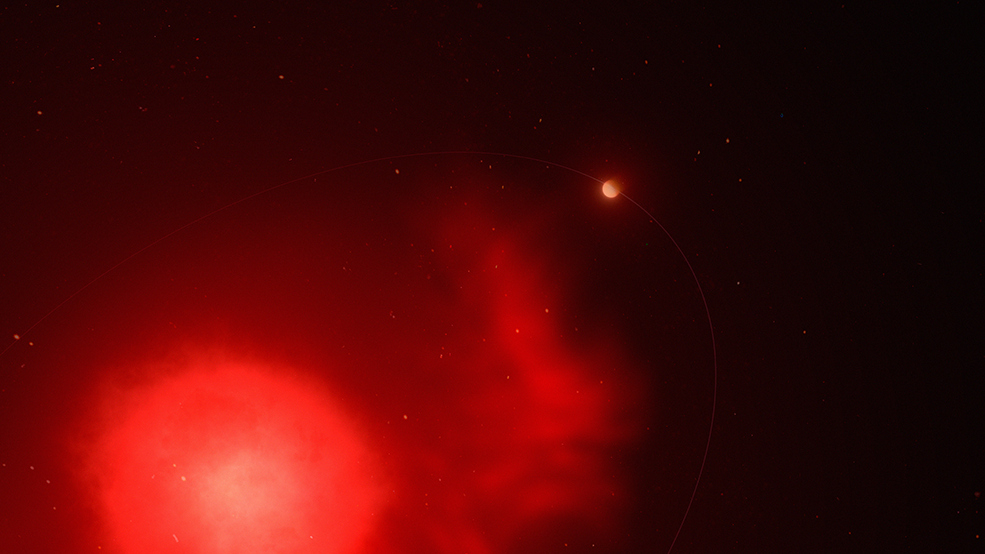 Survivor planet around dead star gives us a peek at our solar system's future - CNET
