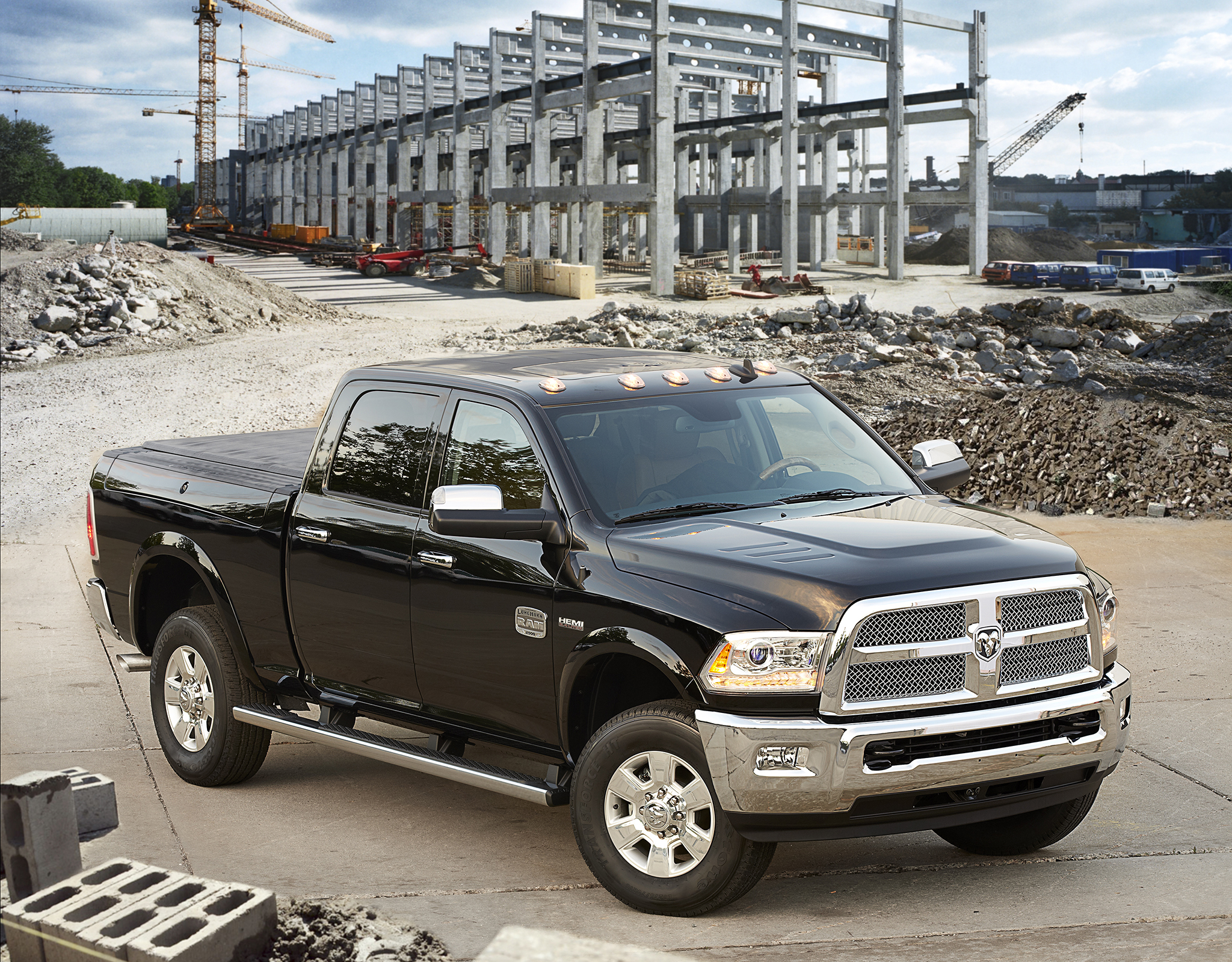 Least Reliable: Ram 2500