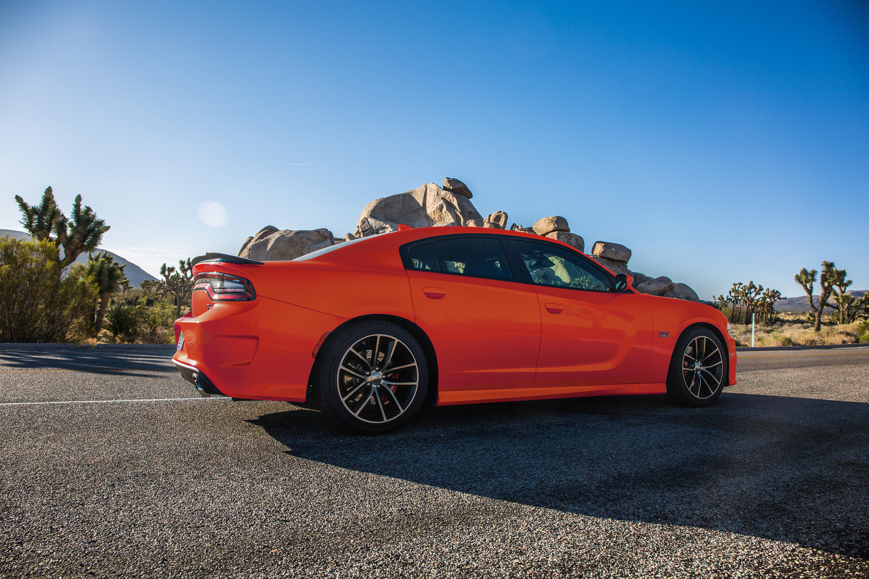 2018 Dodge Charger Scat Pack