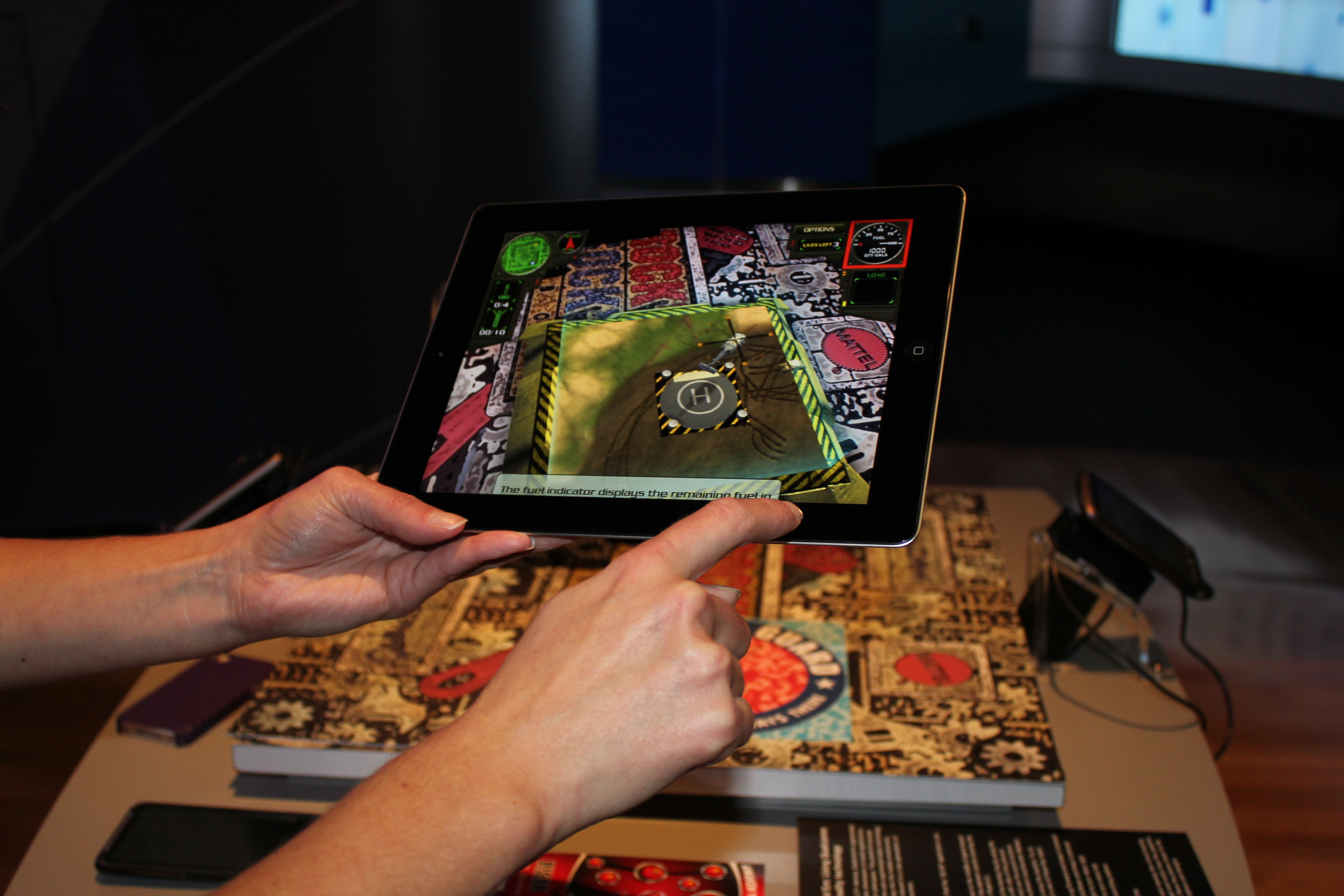 National Guard gets into augmented reality