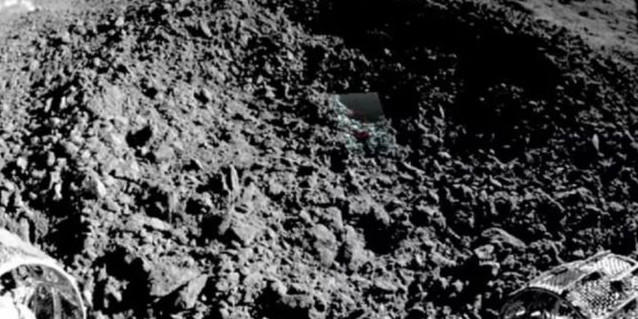 Astronomers just discovered this odd substance on the Moon