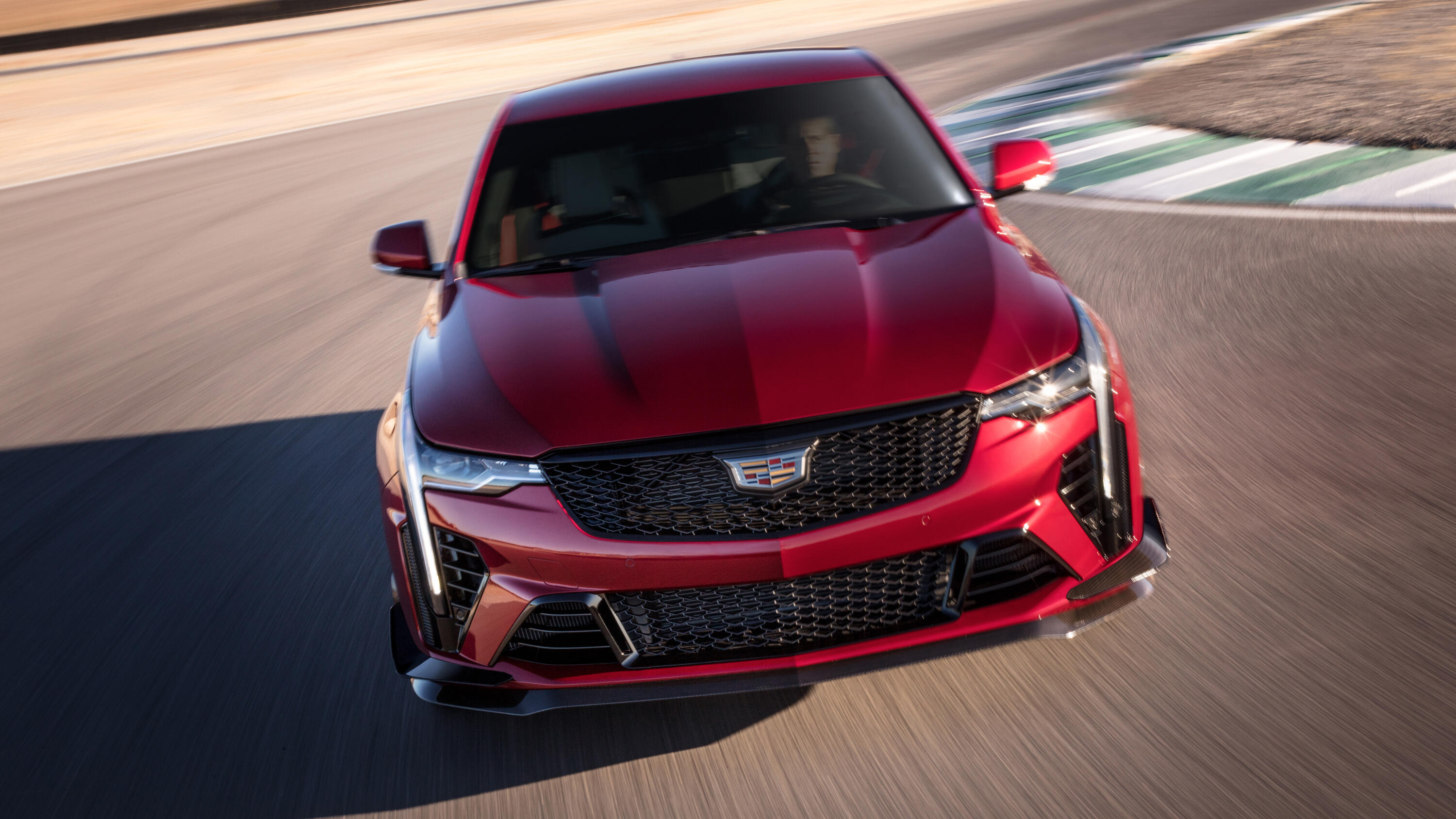 Video: 2022 Cadillac CT4-V and CT5-V Blackwing cars deliver world-beating performance