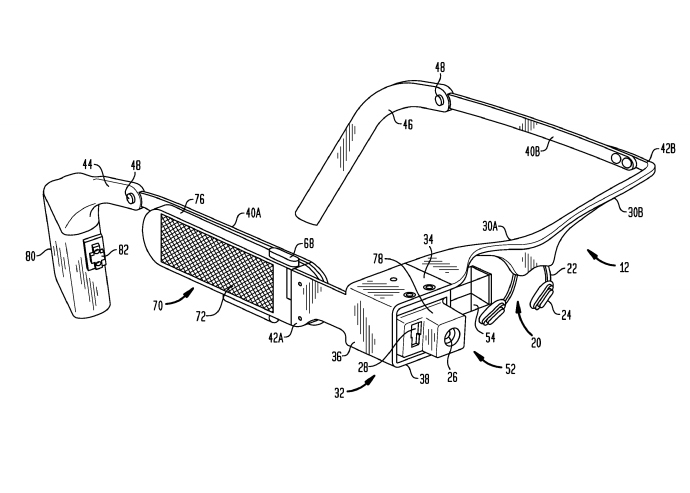 Patents on wearable tech for fashion and function
