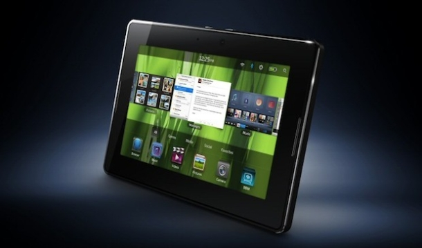 The RIM BlackBerry PlayBook is finally available for preorder.