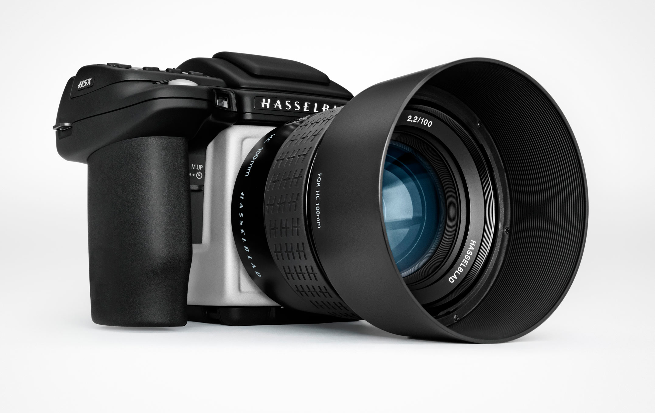 Hasselblad's H5X camera body brings newer focusing technology to medium-format photographers who prefer to use separate image-sensor backs.