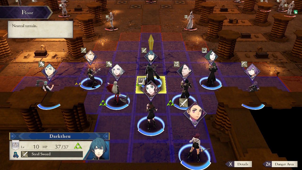Fire Emblem: Three Houses review: The Switch's summer romance - CNET