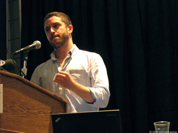 Cody Wilson, founder of Defense Distributed.
