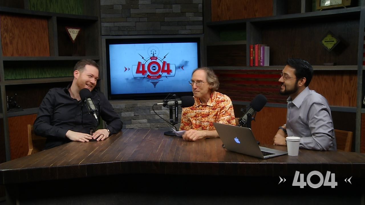 Video: The 404 Show 1,596: It's the end of an era with Steve Guttenberg (podcast)