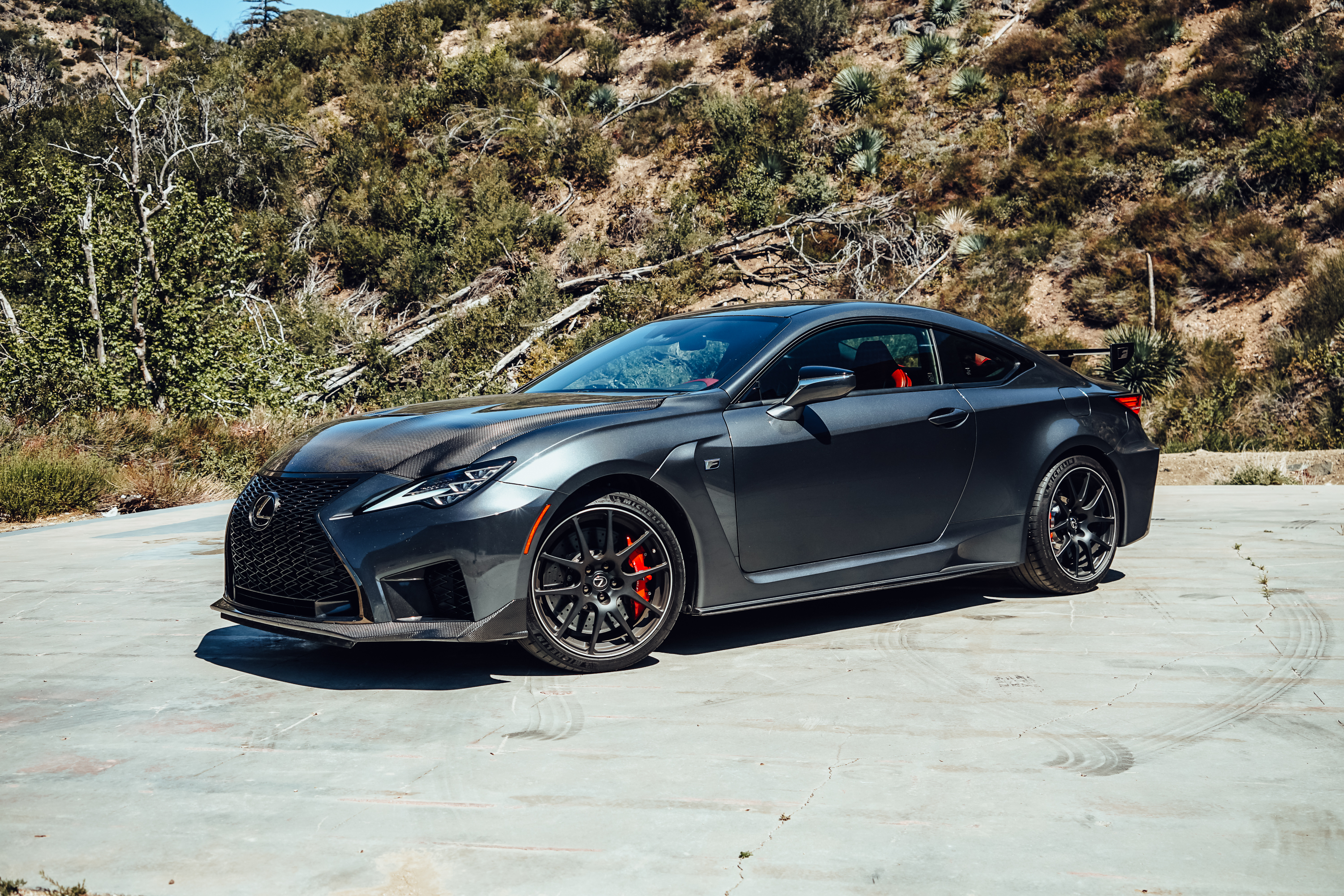 2021 Lexus RC F Fuji Speedway Edition review: Exclusive doesn't always mean good     - Roadshow
