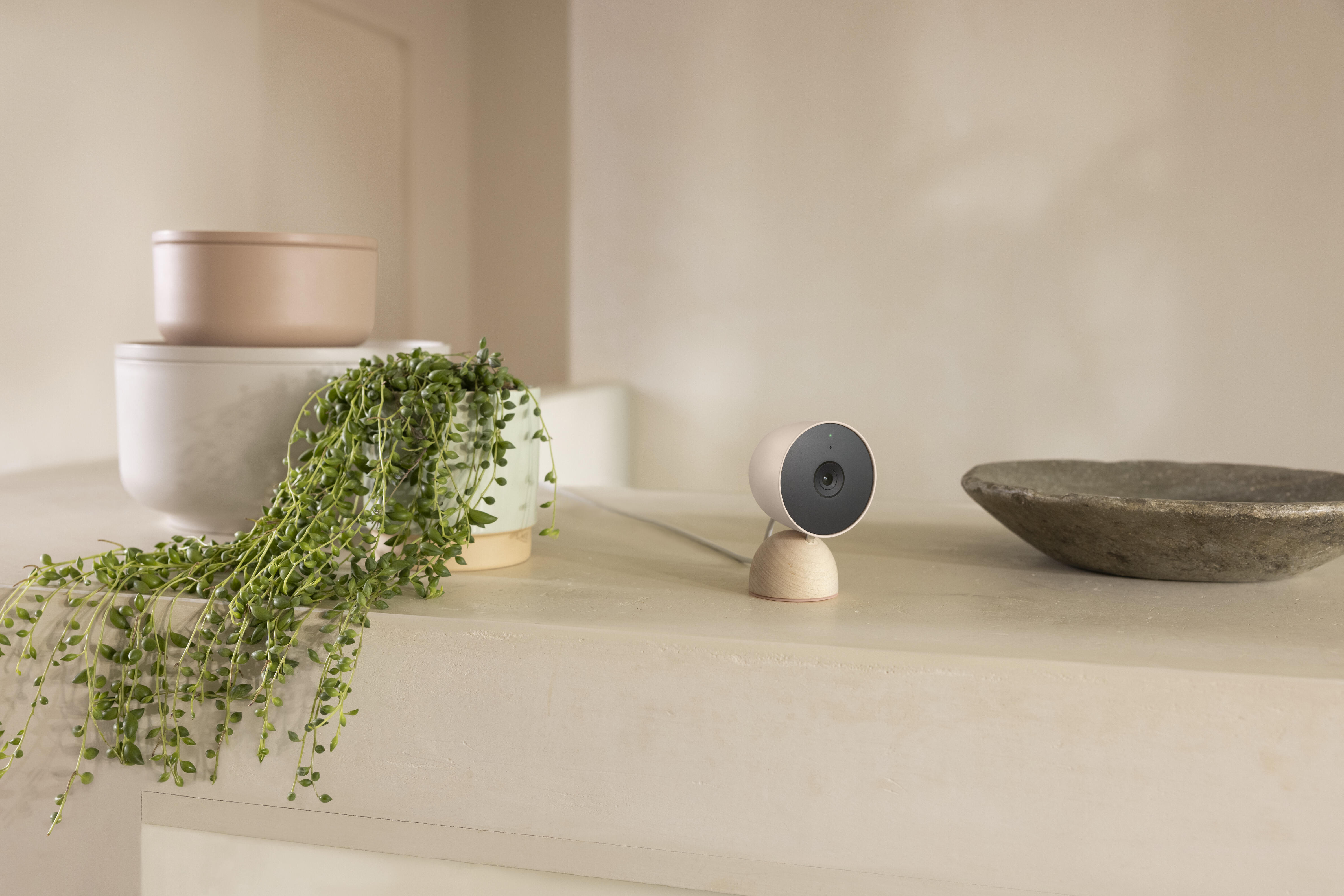nest-cam-wired-sand-with-maple-wood-base