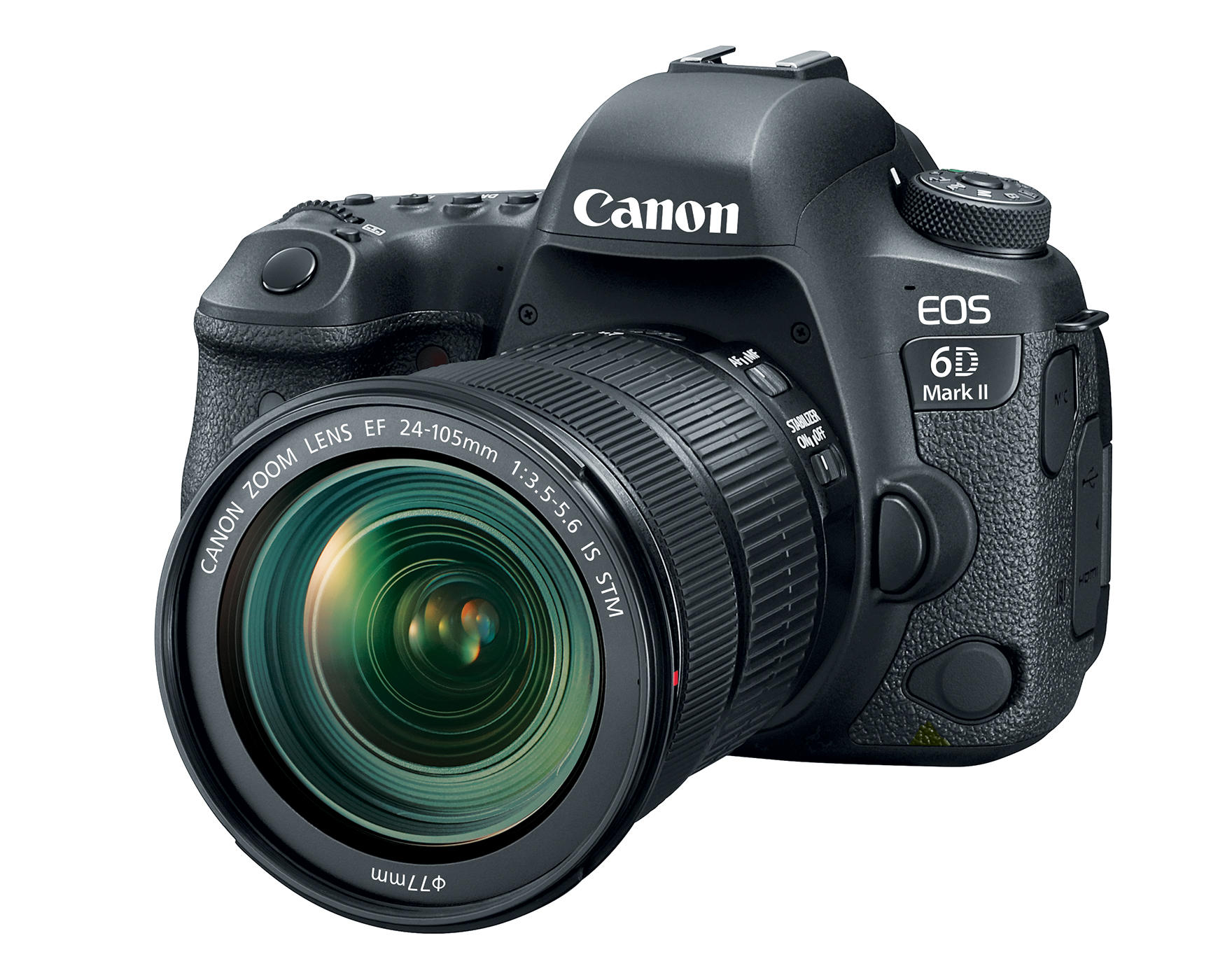 Canon EOS 6D Mark II (with 24-105mm IS USM lens)