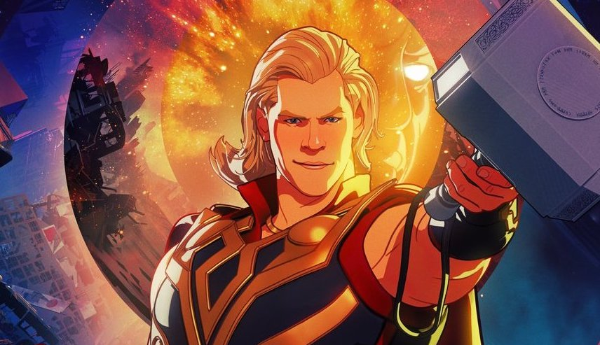 Thor in Marvel's What If...?
