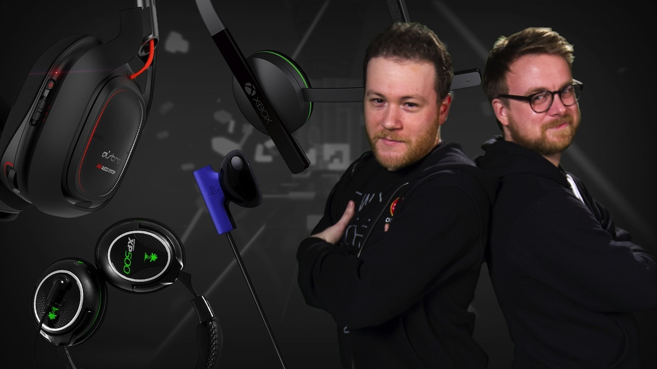 Video: Xbox One and PS4: Headsets and peripherals
