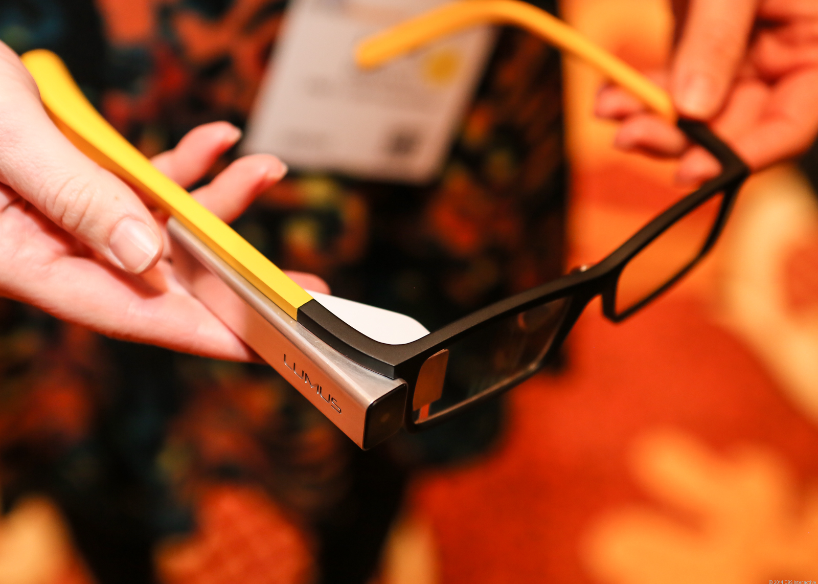 Smartglasses that put optics first