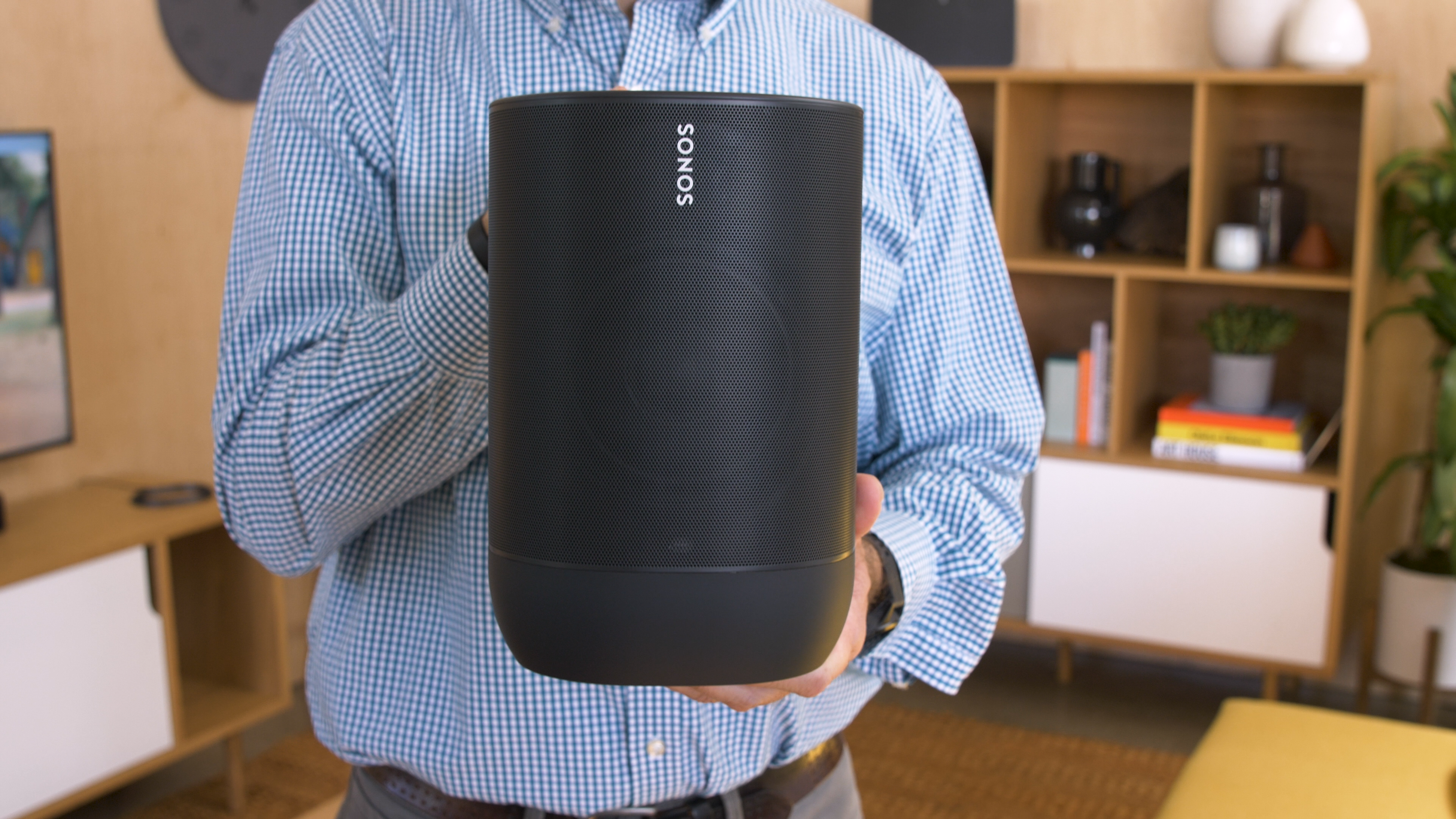 Video: Sonos Move is both an indoor and outdoor wireless speaker