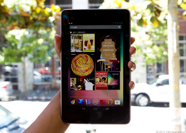 Are new Nexus tablets coming?