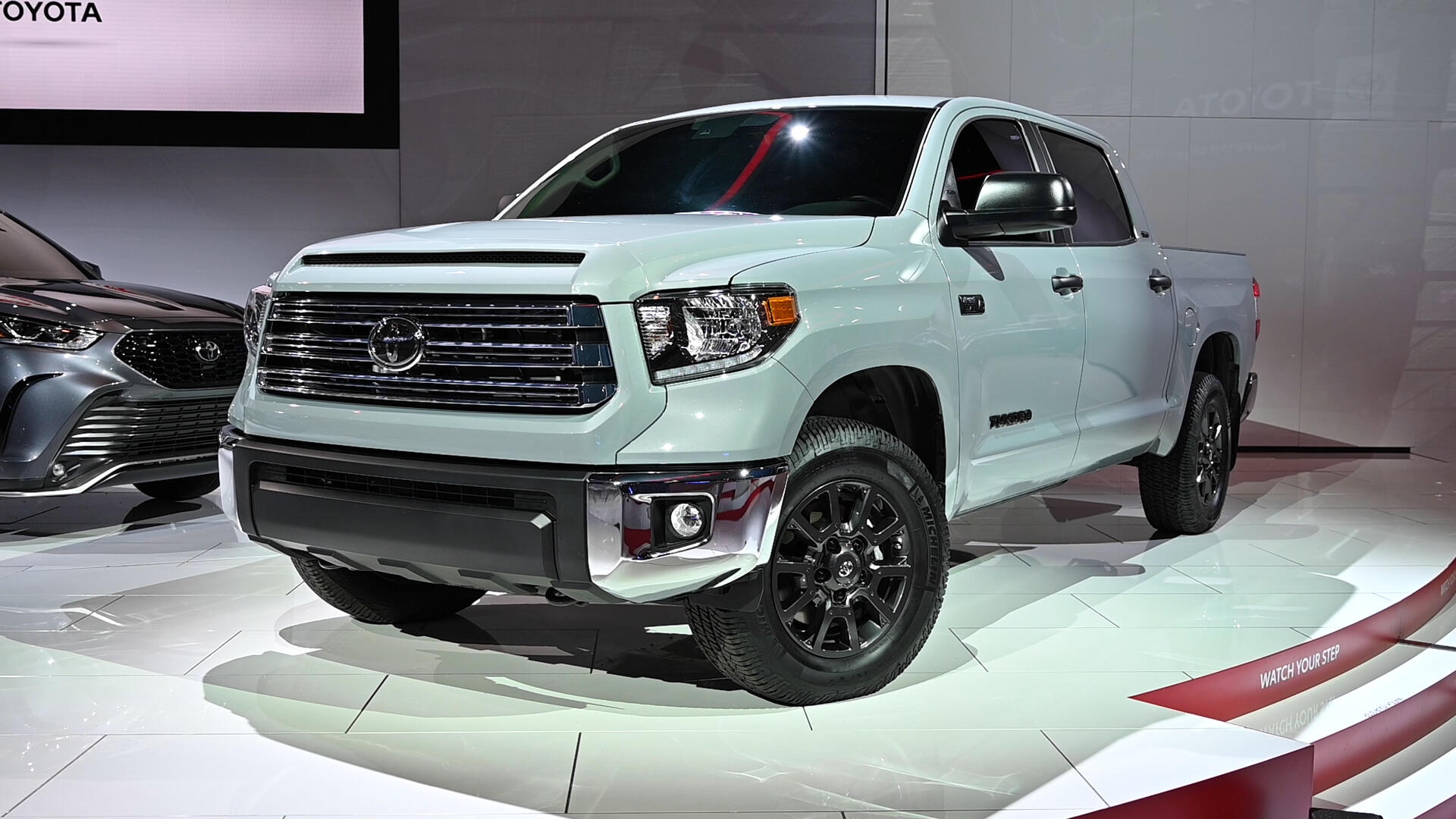 Video: Toyota Tacoma, Tundra and 4Runner Trail models unveiled at the Chicago Auto Show