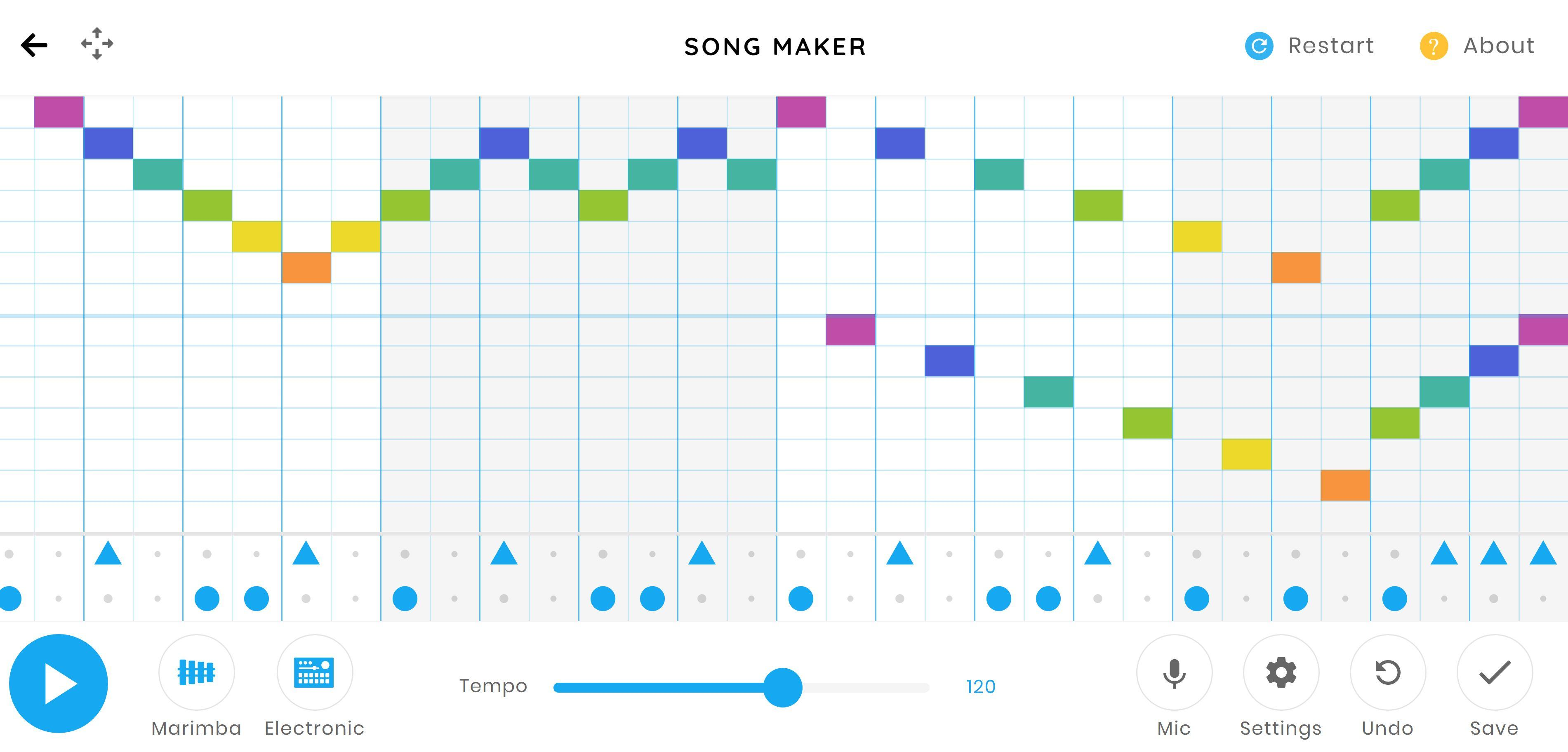 Google's Song Maker is a music sequencer for your browser - CNET