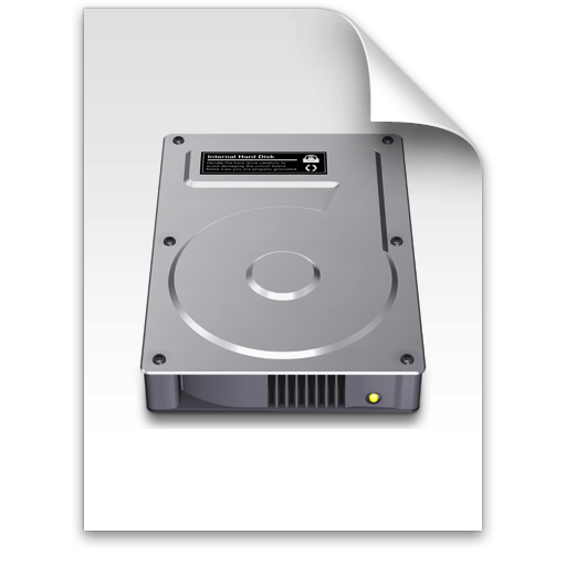 disk image icon