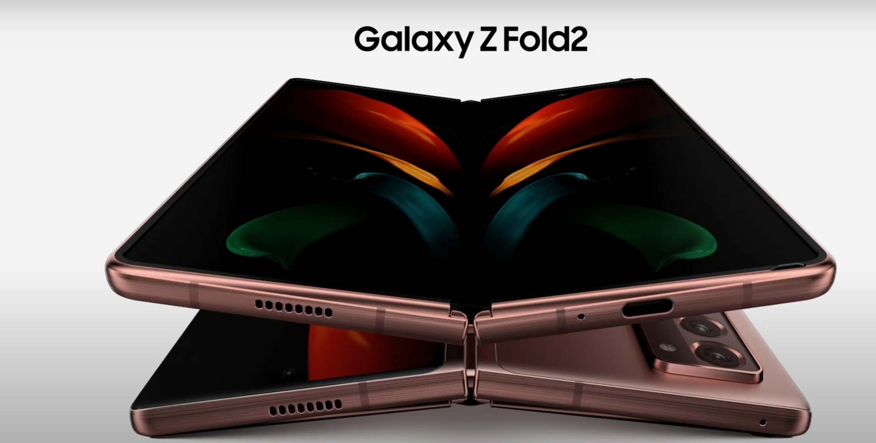 Galaxy Z Fold 2's price may have leaked, and it could be cheaper than last year's
