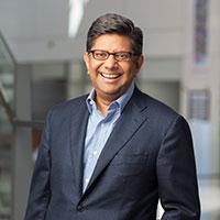 Chandrasekher has a new role after a sharply criticizing Apple's 64-bit chip architecture initiative.