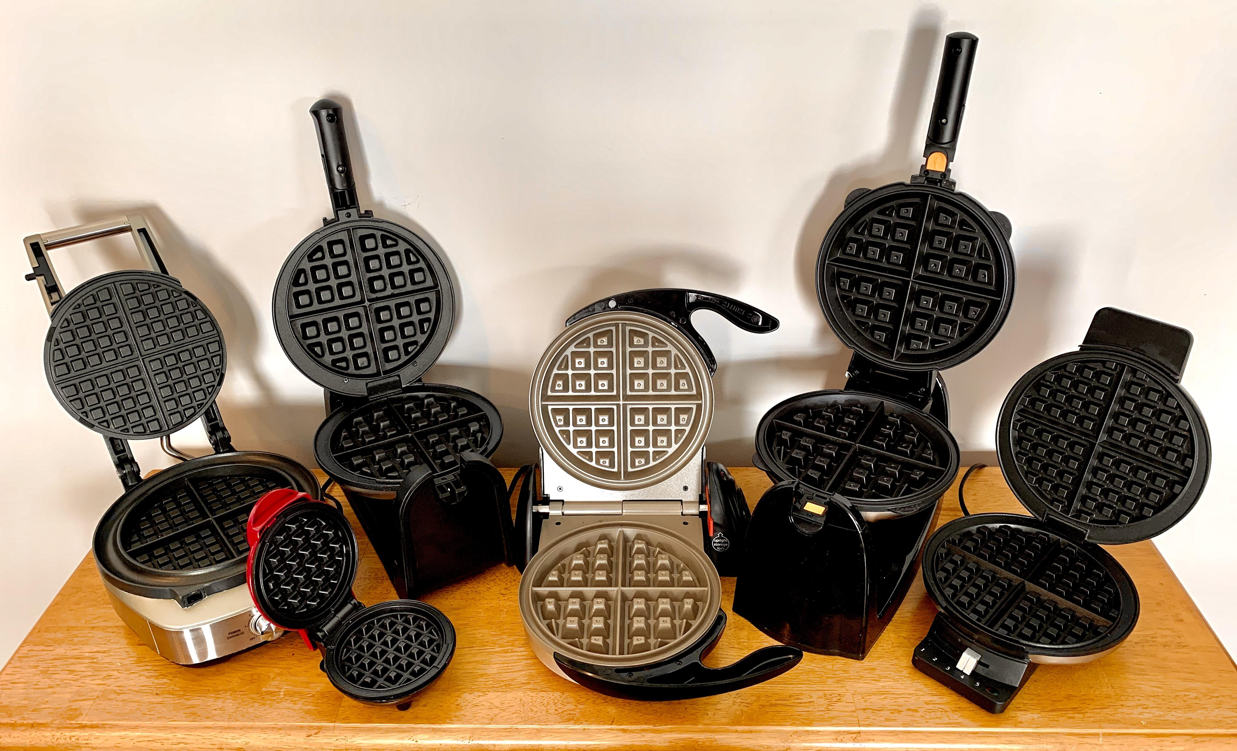 The best waffle makers for 2021