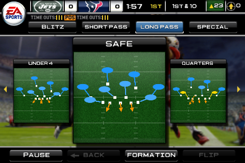 Madden 10 for iPhone/iPod Touch