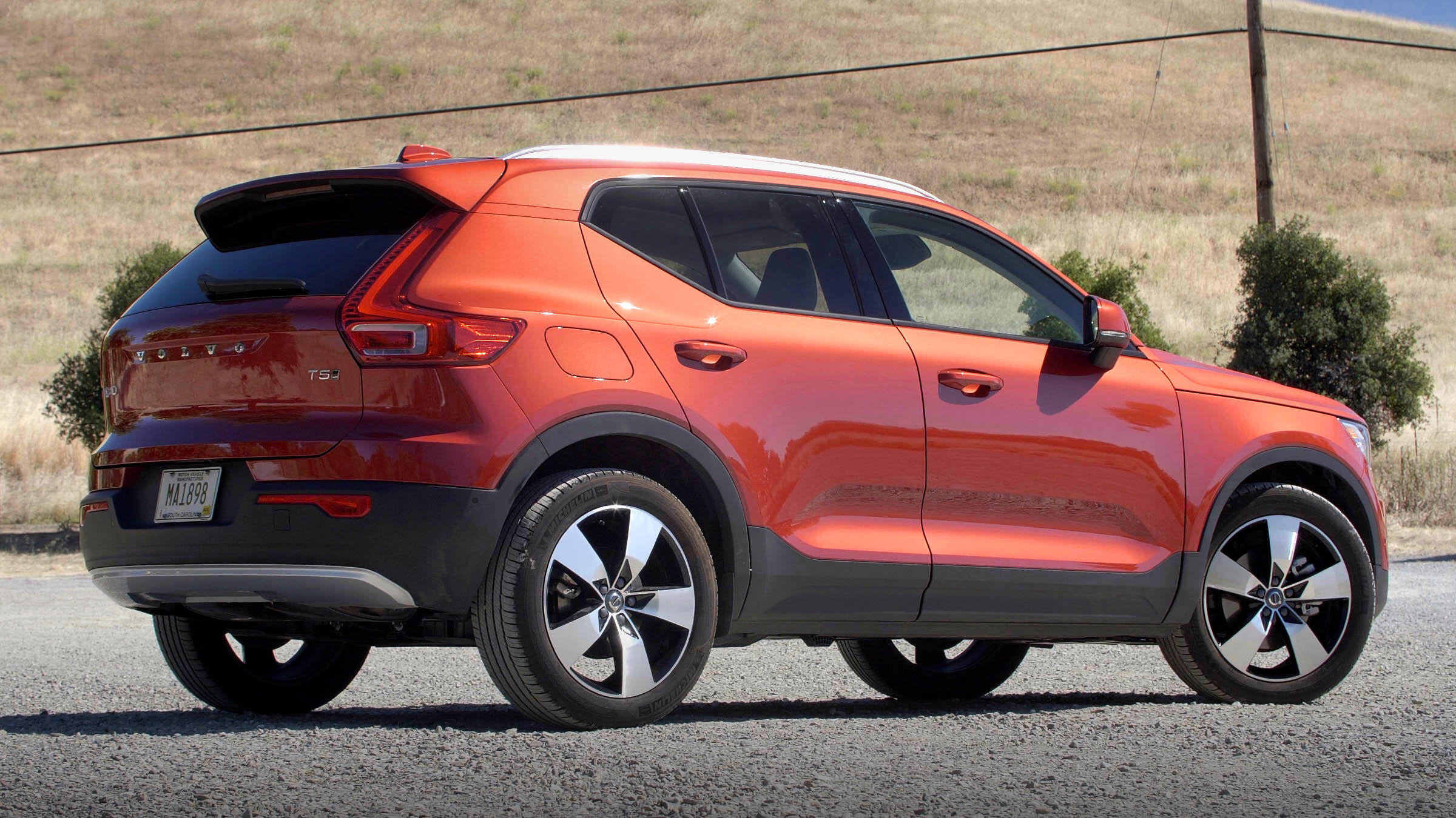 Video: Five things you need to know about the 2019 Volvo XC40
