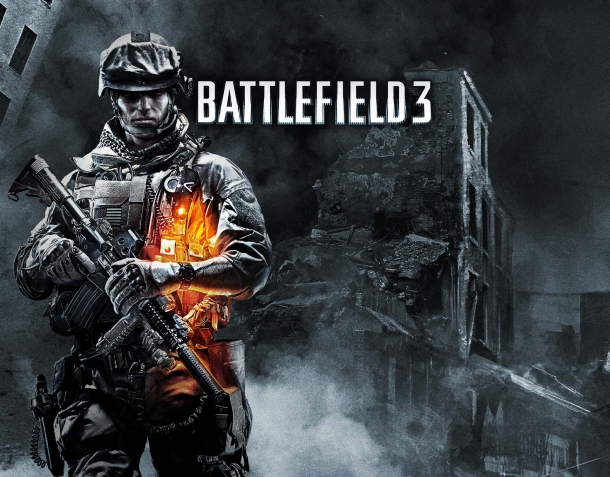 Battlefield 3 will be launching in a couple of months.