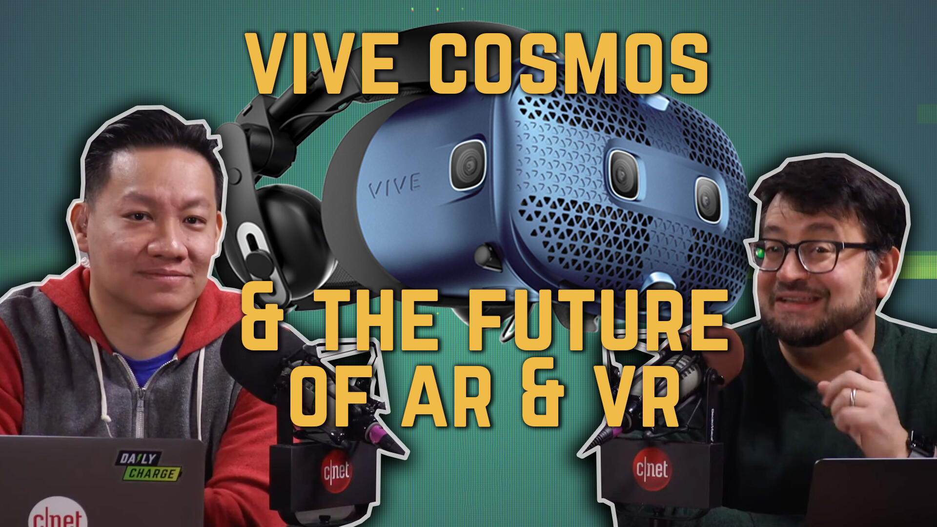 Video: We break down the future of AR (The Daily Charge, 2/20/2020)