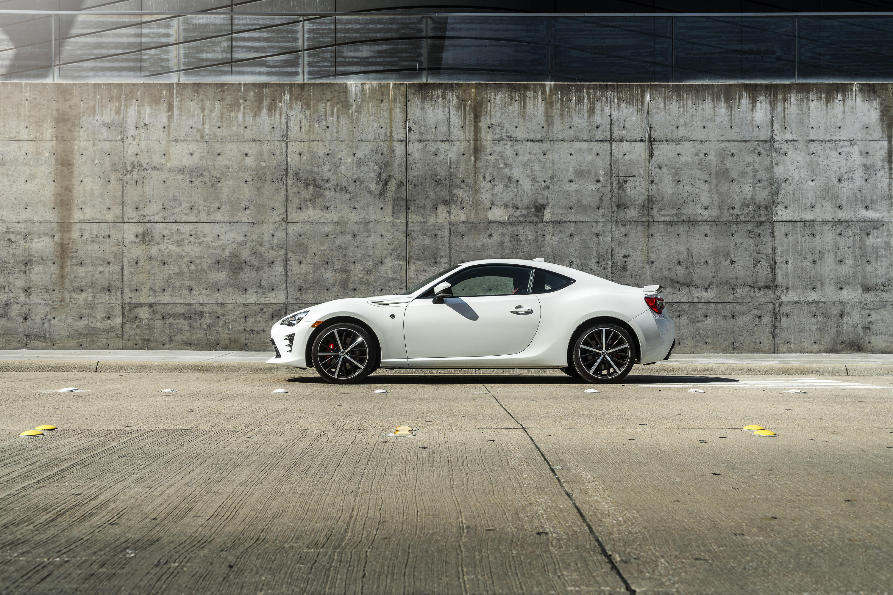 2020 Toyota 86 with TRD Handling Package