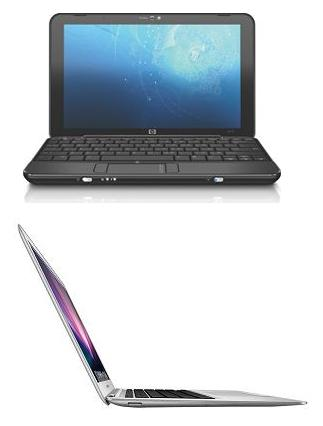 A $400-$700 Netbook or a $1,800-$2,500 notebook?