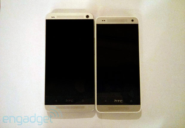 Is this the rumored HTC One Mini?