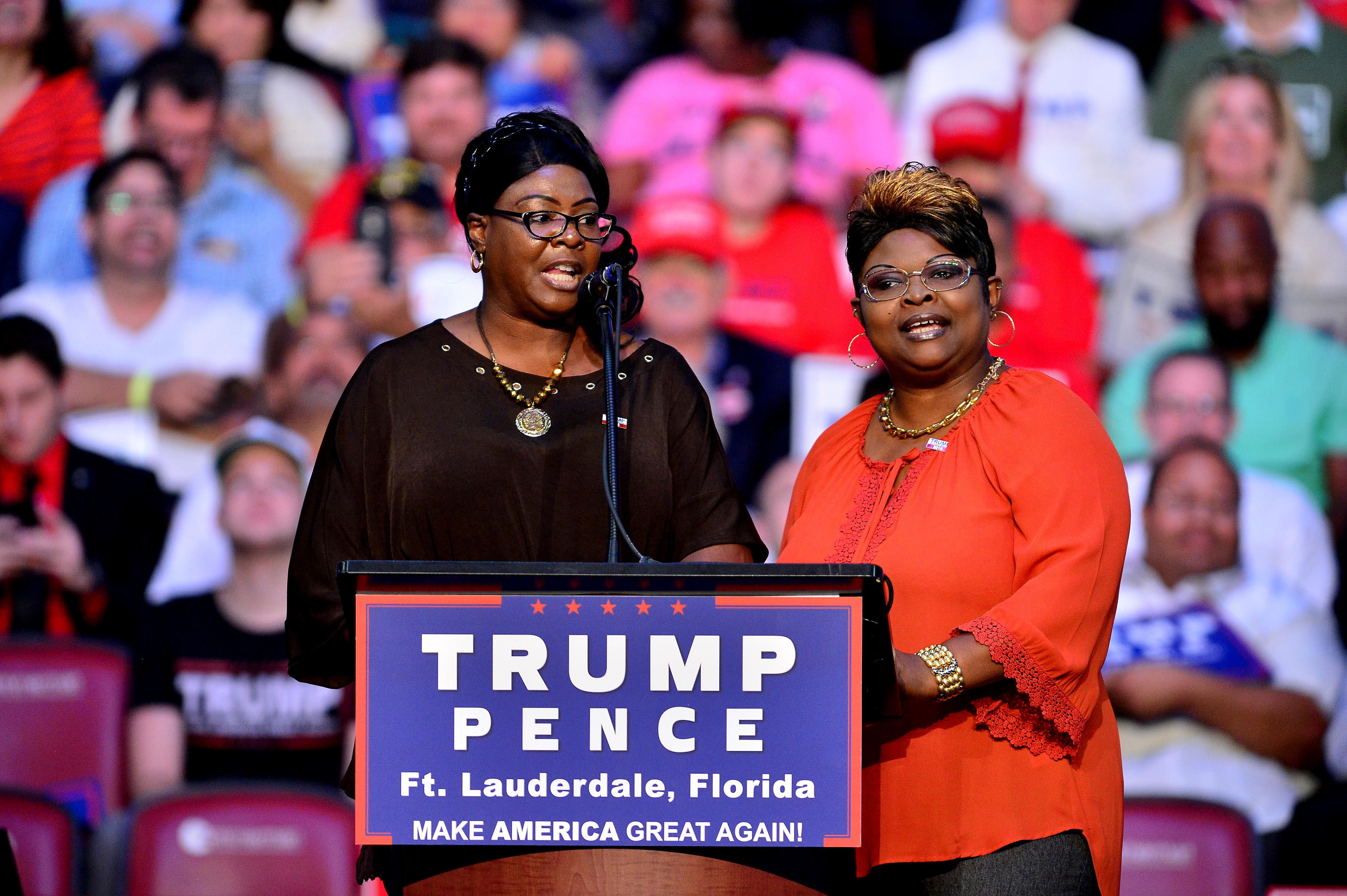 Donald J. Trump Rally In Fort Lauderdale
