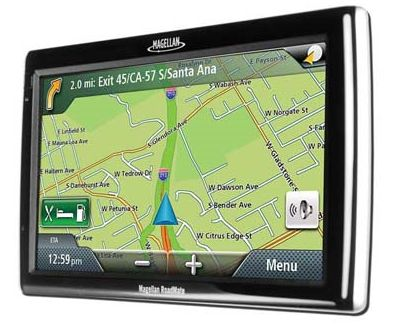 The 7-inch Magellan RoadMate RM1700 GPS is easier on the eyes than smaller nav systems. Just make sure your windshield has room for it.