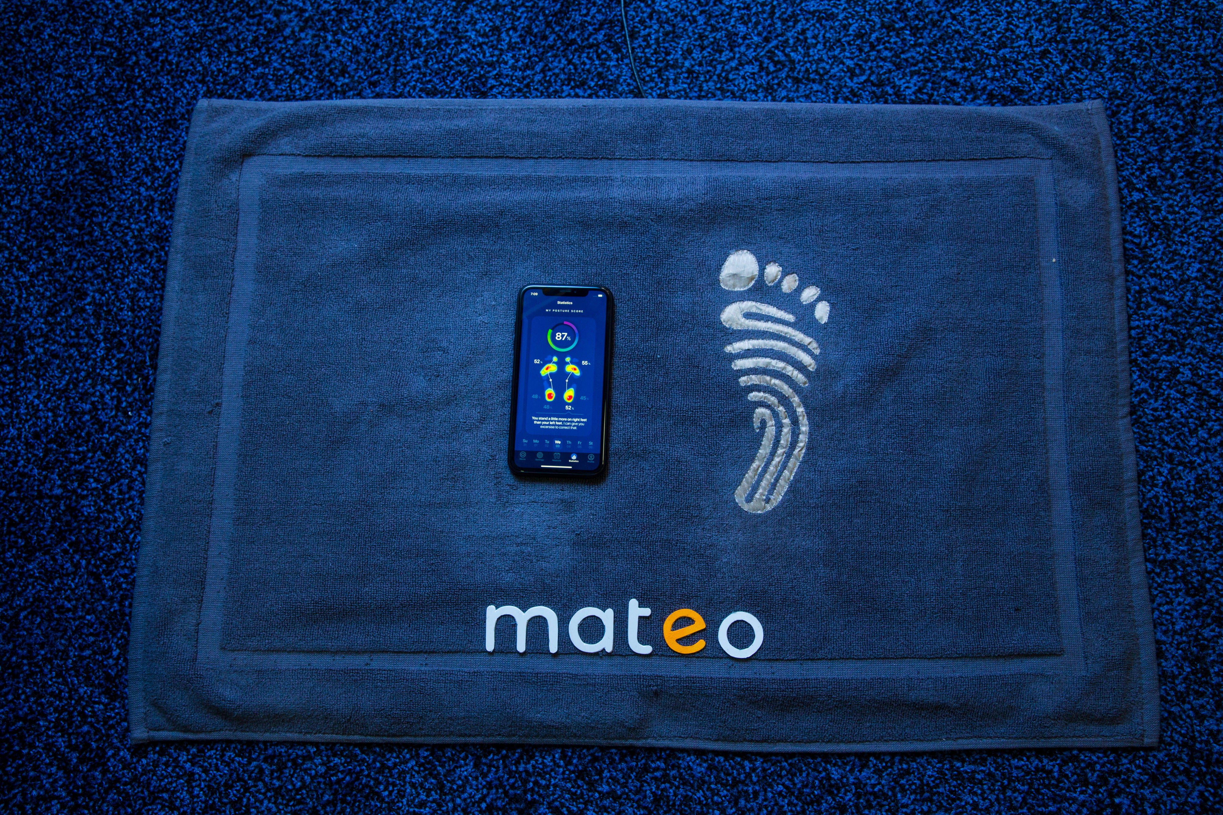 Mateo Smart Bathmat