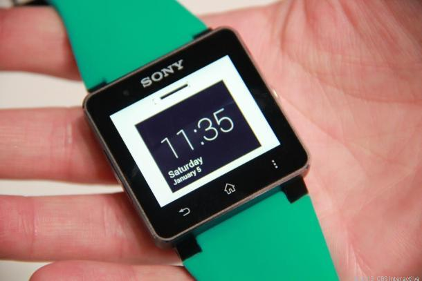 Will this Sony smartwatch soon have to compete against Samsung's Galaxy Gear?