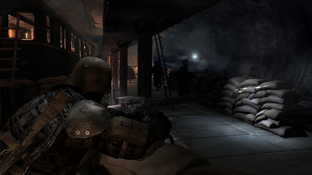 THQ's Metro 2033 is a recent addition to our desktop review benchmark suite.