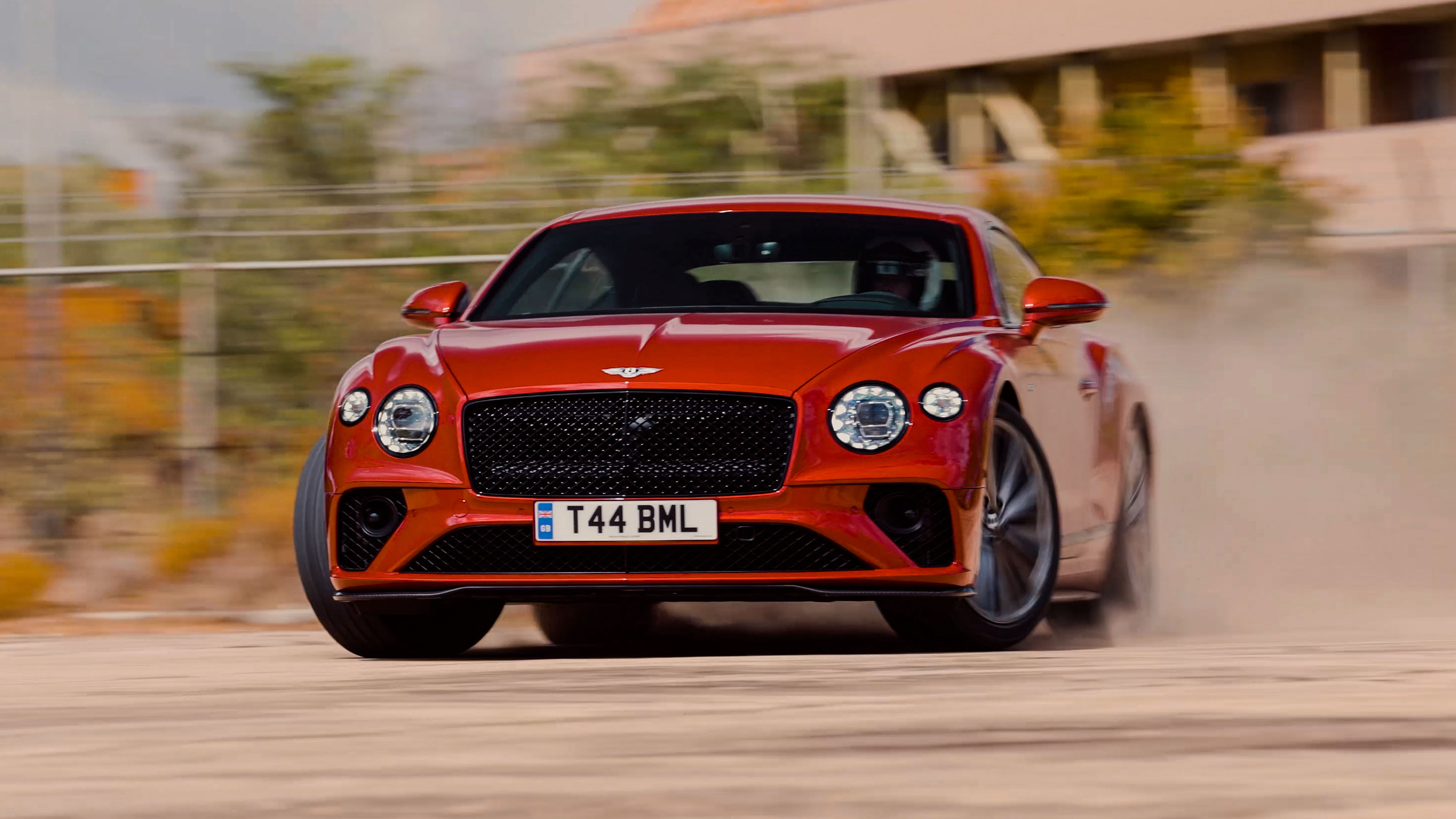 Video: The new Bentley Continental GT Speed is the fastest yet