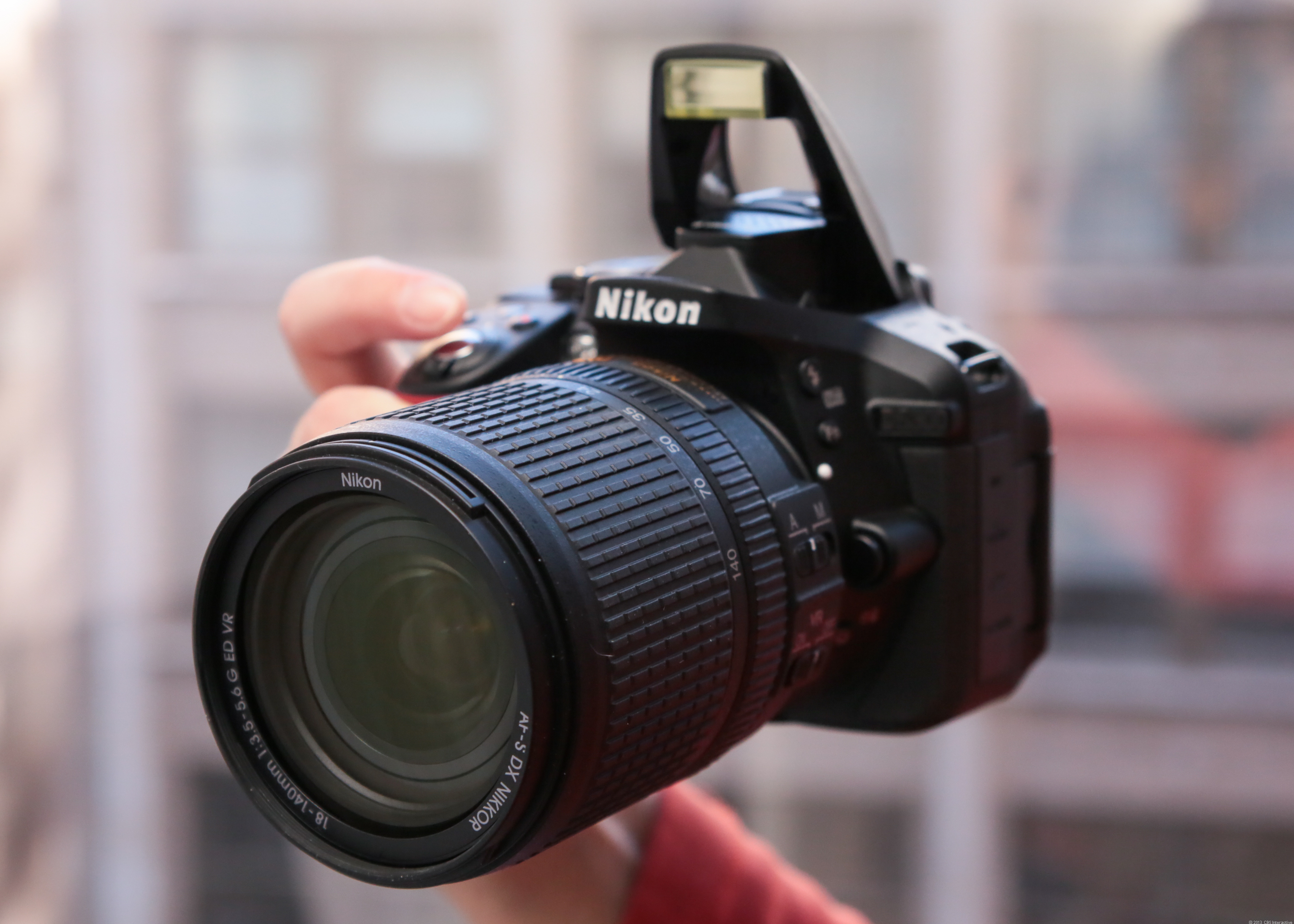 Nikon D5300 (Body Only, Black)