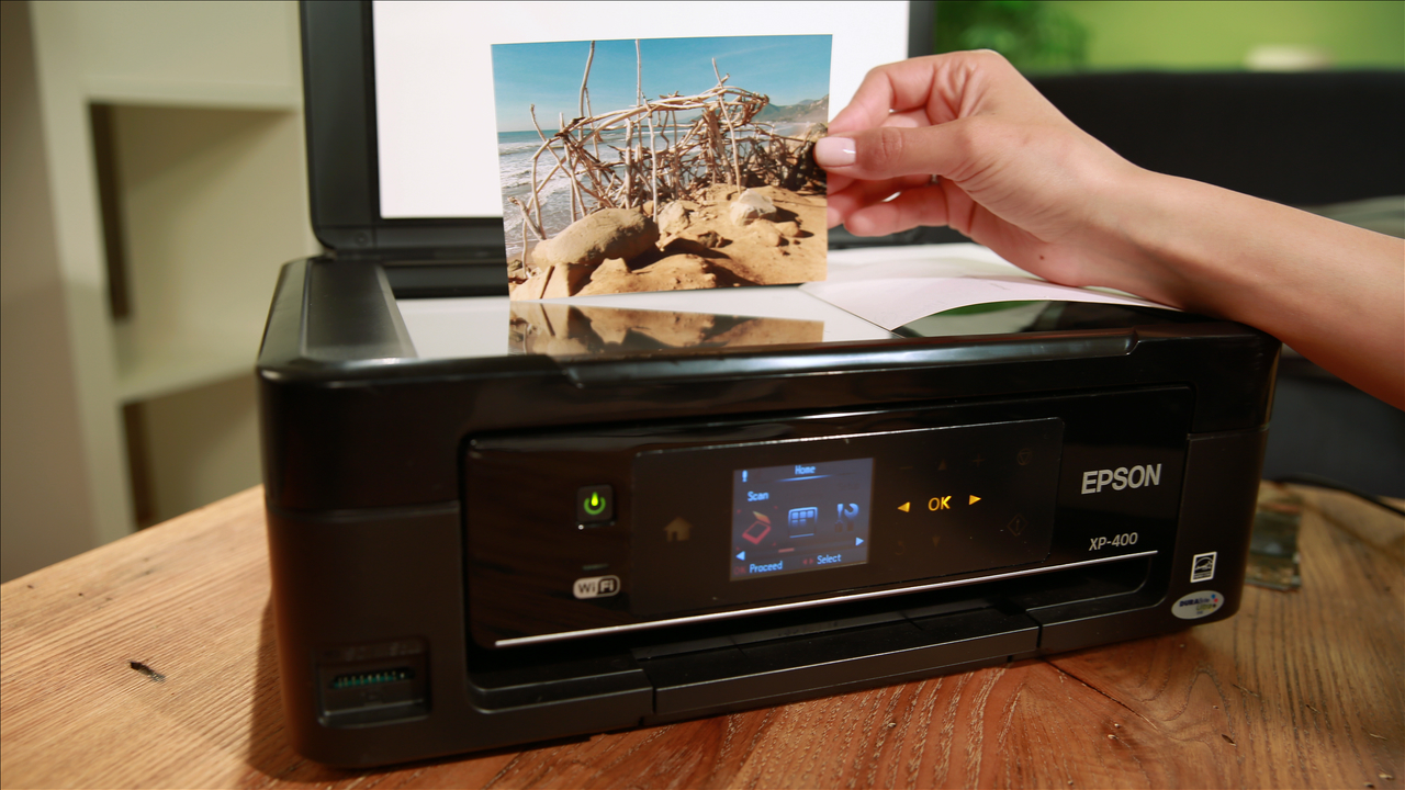 Video: Tips for scanning photos