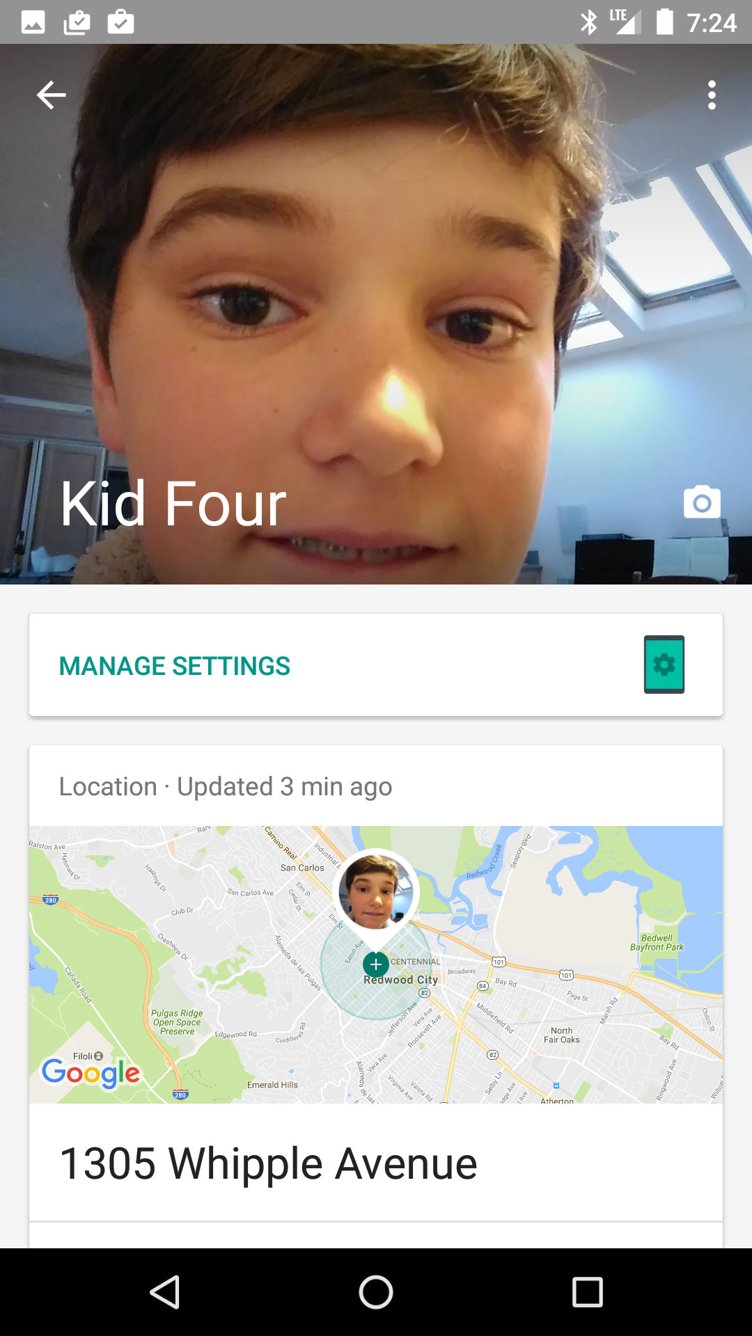 Google Family Link lets you track your kids' app usage -- and physical location.