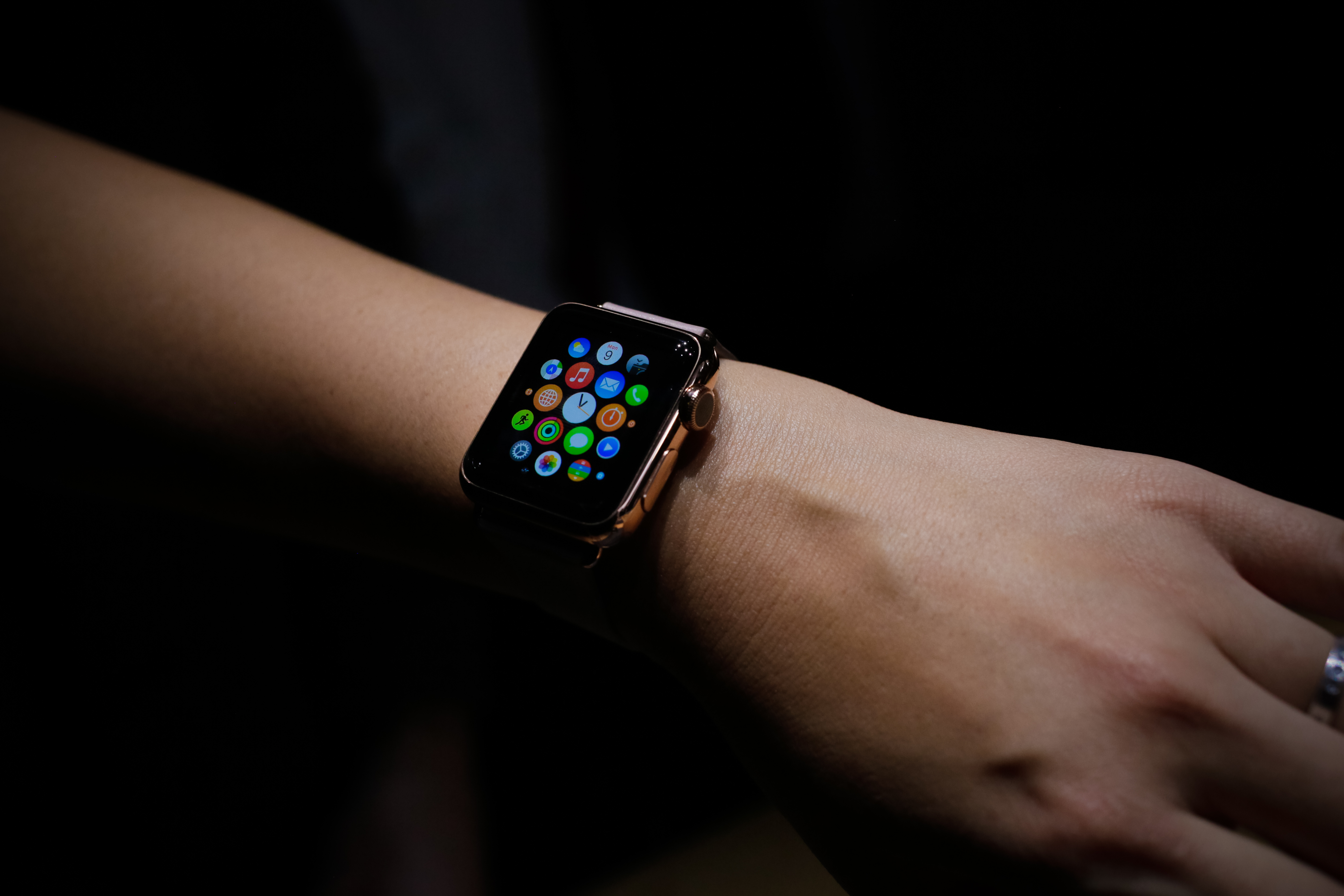 September 2014 - iPhone 6 and Apple Watch