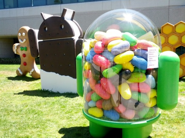 Where's Android 4.3?