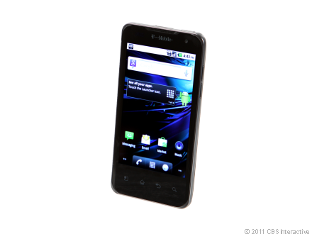 T-Mobile G2X is temporarily out of stock